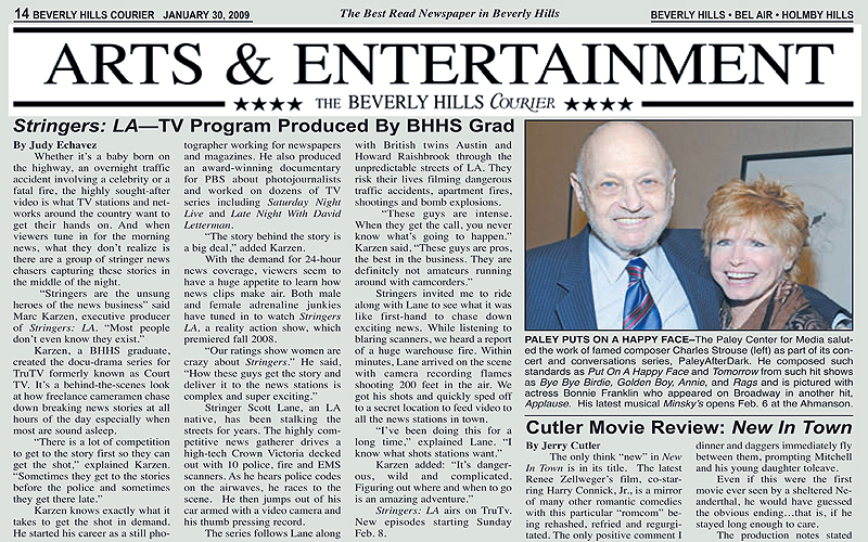 Beverly Hills Courier