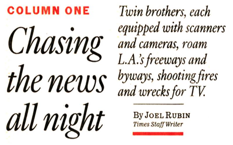 LA Times - 2008