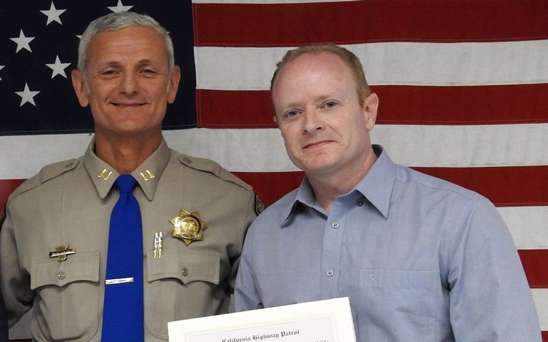 CHP Commendation